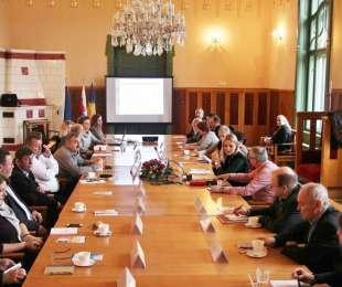 Pracovné stretnutie zástupcov  (KSK) a (MAS)
