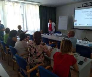 Obce do 1000 obyvateľov v území MAS Miloj Spiš sa školili k podaniu projektov na rozvoj vidieka z PRV SR 2014 - 2020